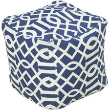 Decorative Outdoor Pouf