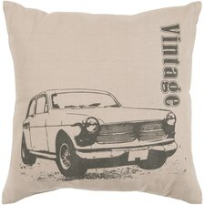 <strong>Surya</strong> Classic Car Pillow