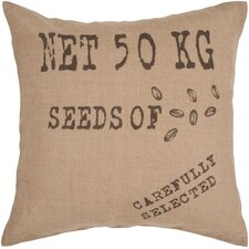 Charming Canvas Pillow