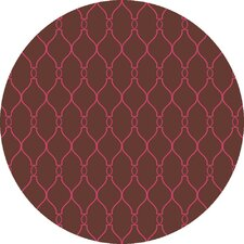 Fallon Dark Chocolate Rug