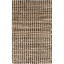 <strong>Surya</strong> Reeds Coffee Bean/Winter White Rug