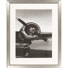 Vintage Flight III by Vision Studio Framed Photographic Print