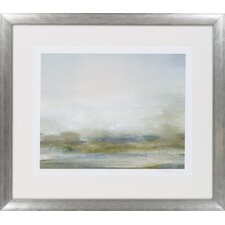 Sea I by Vision Studio Framed Graphic Art