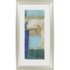 Waterfall I by Vision Studio Framed Graphic Art