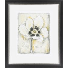 Small Kinetic Blooms II (SP) by Vision Studio Framed Graphic Art