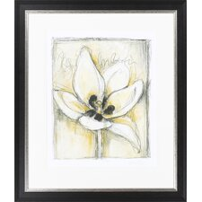 Small Kinetic Blooms III (SP) by Vision Studio Framed Graphic Art