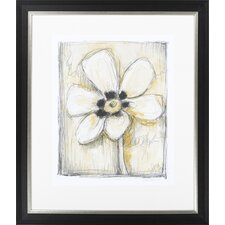 Small Kinetic Blooms IV (SP) by Vision Studio Framed Graphic Art