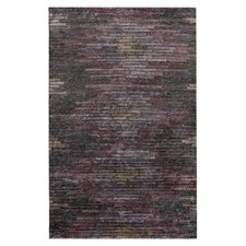 Platinum Prune Purple/Gray Rug