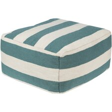 Sweet Stripes Pouf