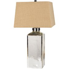 "Harvey 29"" H Table Lamp with Square Shade"