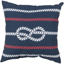 Knotted with Grace Pillow