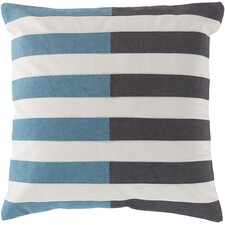 Spellbound by Stripes Pillow