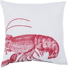 Lovely Lobster Pillow