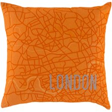 <strong>Surya</strong> Take me to London Pillow