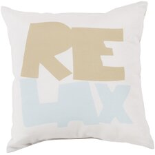 Just Relax Pillow