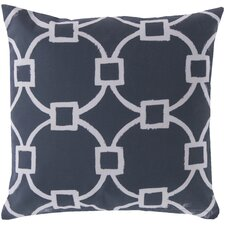 Glamorously Geometric Pillow