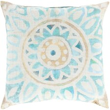 Floral Burst Pillow