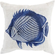 Swim in the Sea Pillow