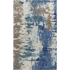 Banshee Blue Area Rug