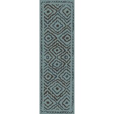 Atlas Teal Rug