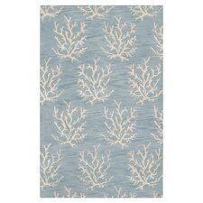 Escape Powder Blue Rug