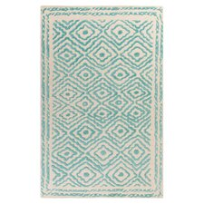 Atlas Malachite Blue Rug
