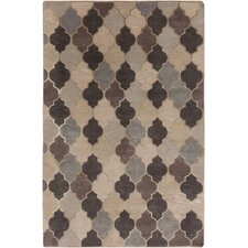 Mugal Geometric Area Rug