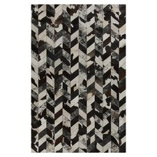 Appalachian Black/Gray Area Rug