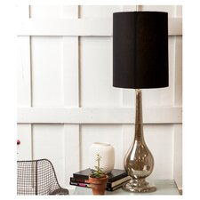 "Macha 41.5"" H Table Lamp with Drum Shade"