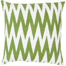 Eye Catching Chevron Throw Pillow