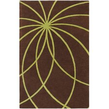 <strong>Surya</strong> Forum Chocolate Rug