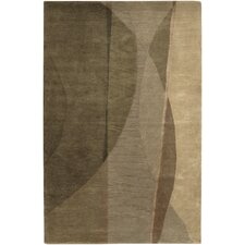 Mugal Beige Area Rug