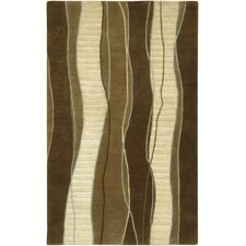 Mugal Brown Area Rug