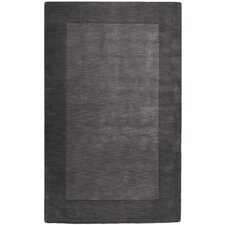 Mystique Charcoal Area Rug