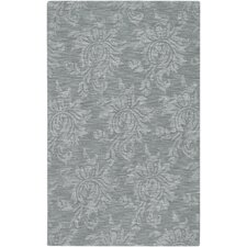 Mystique Gray Blue Rug