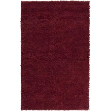 Cirrus Red Rug