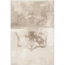 Contempo Cream Art Work Rug