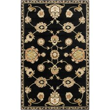 <strong>Surya</strong> Langley Black Rug