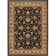 Midtown Black/Ivory Rug