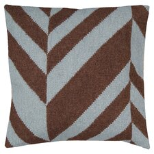 Slanted Stripe Pillow