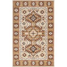 Arizona Golden Brown Rug
