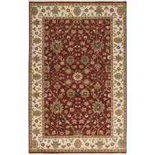 Cambridge Brown/Red Rug