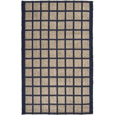 Country Jutes Midnight Blue Rug
