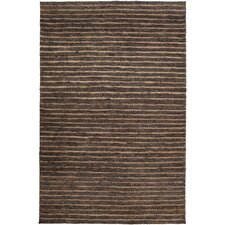 Dominican Black Olive/Blond Area Rug