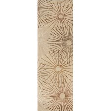 Essence Parchment/Copper Penny Rug