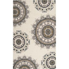 Flor Antique White/Stormy Sea Rug