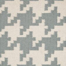Frontier Ivory/Blue Rug