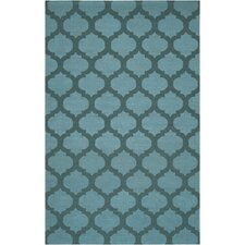 Frontier Teal Green/Sea Blue Rug
