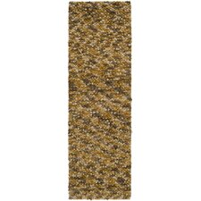 Georgetown Gold / Brown Area Rug