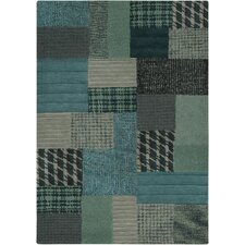 Hayden Teal Green Rug